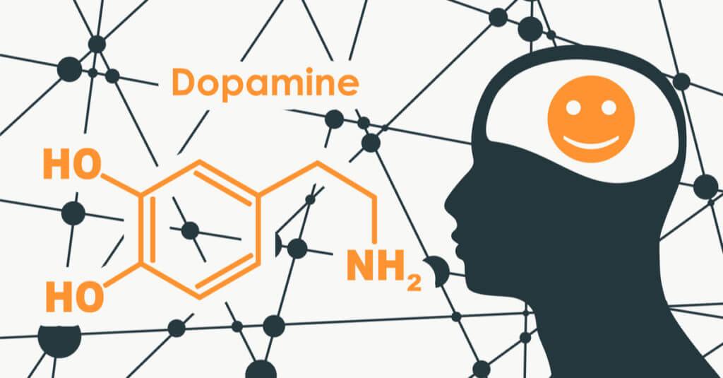 ドーパミン脳内分泌はやる気と集中力のアップ